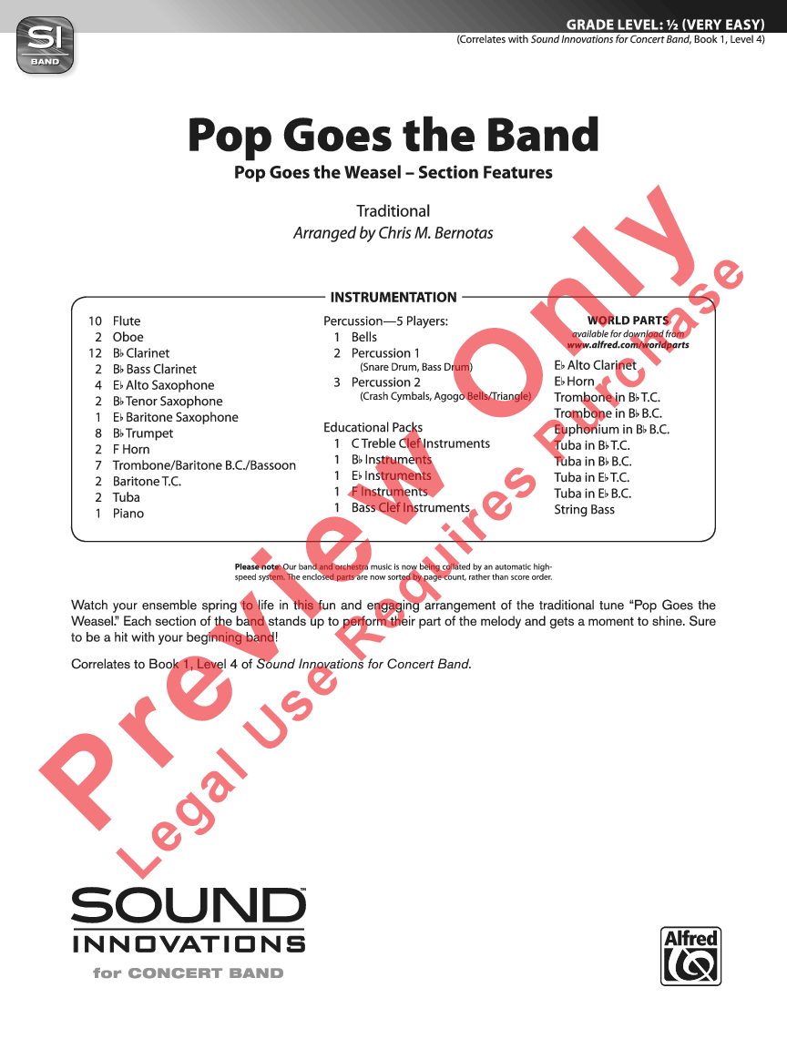 Pop Goes the Band Thumbnail