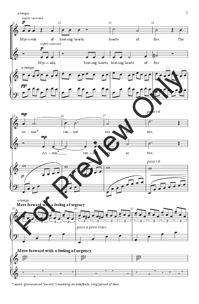 Stars Tonight Sa By Judith Herrington Jw Pepper Sheet Music