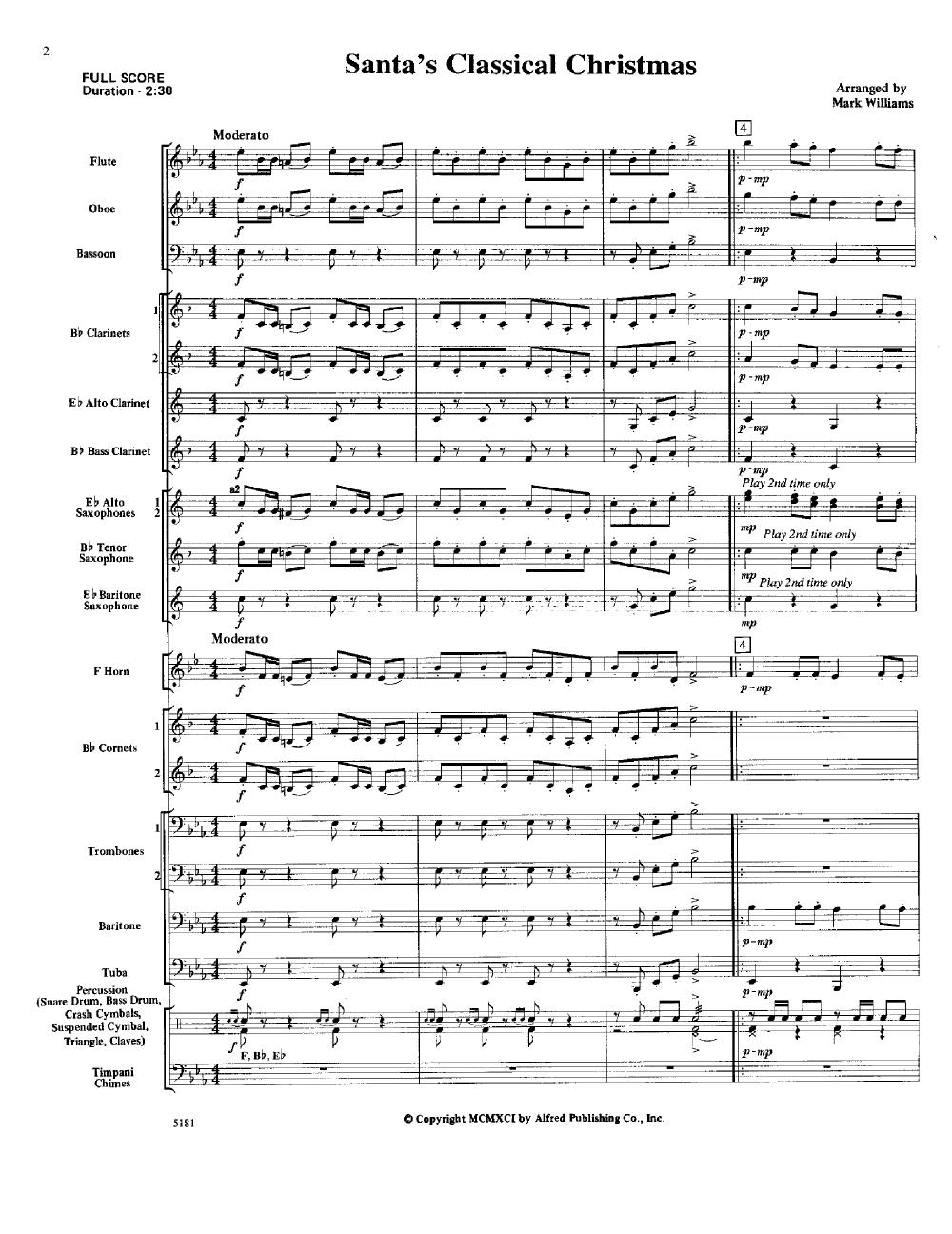 santas classical christmas thumbnail - Classical Christmas Music