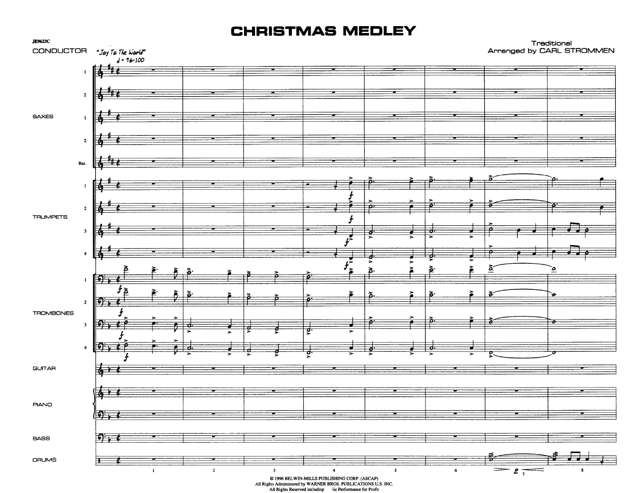 christmas medley thumbnail - Christmas Medley Lyrics