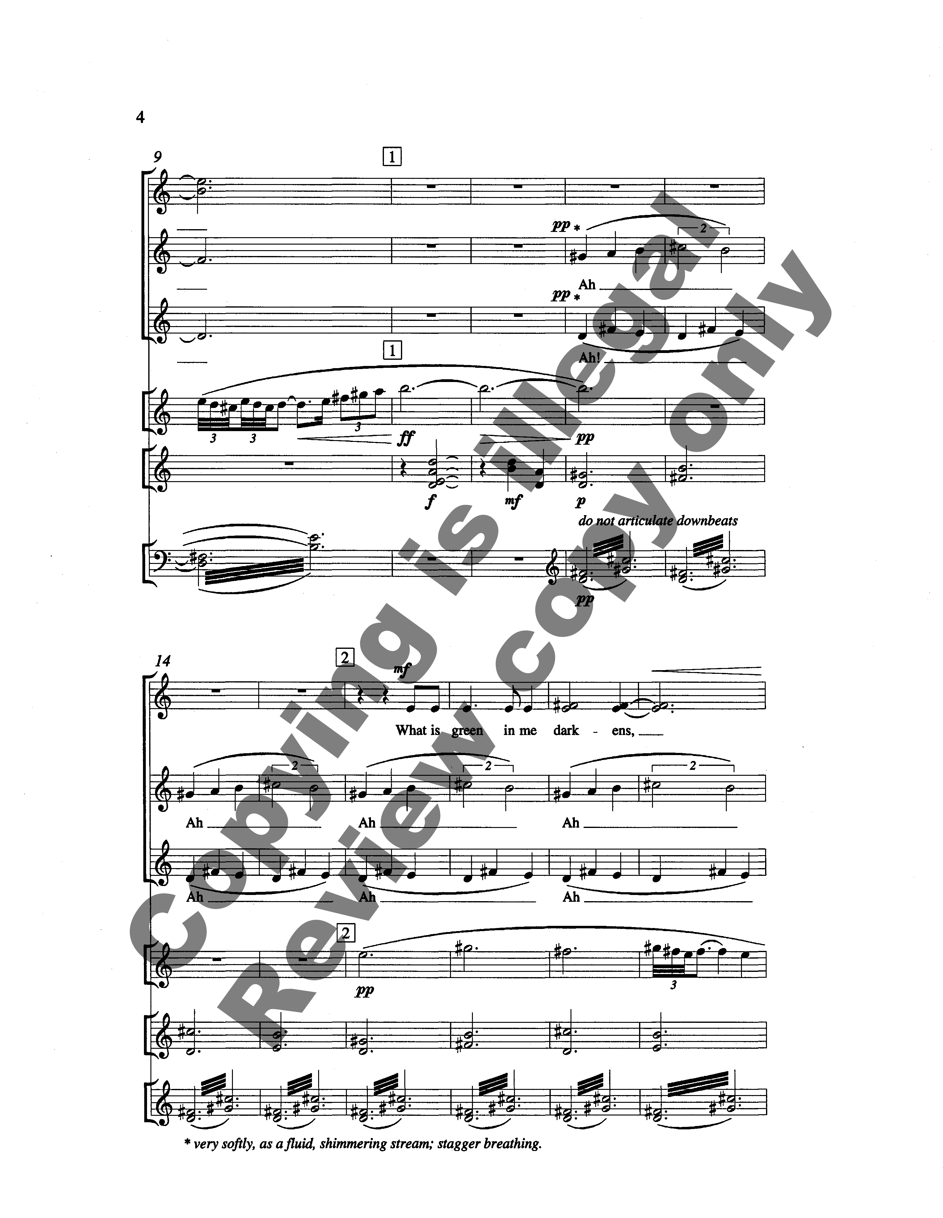 Stepping Westward Ssa By Larsen L Jw Pepper Sheet Music