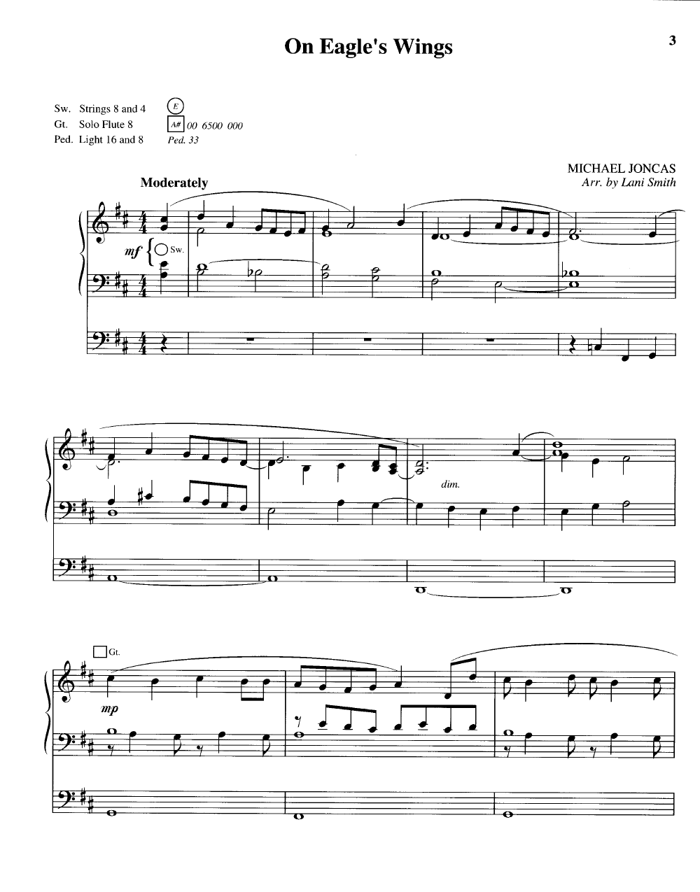 On Eagles Wings Piano Sheet Music Best Eagle 2018