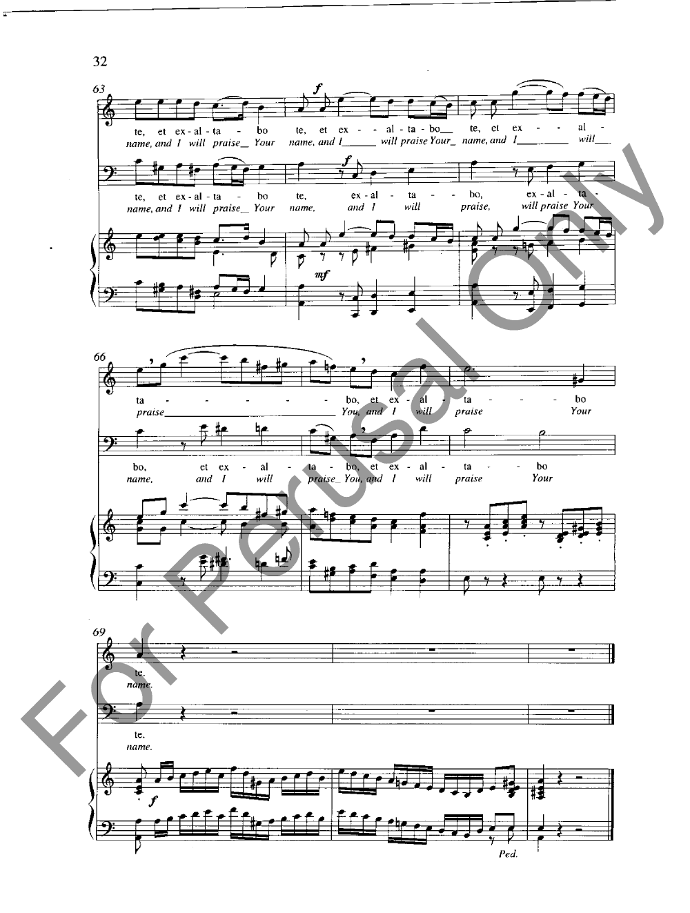 Christmas Oratorio-Vocal Score Thumbnail