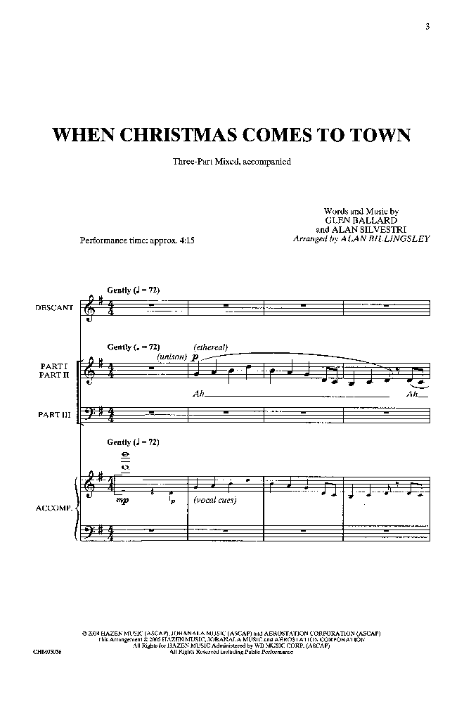 when christmas comes to town thumbnail - When Christmas Comes To Town