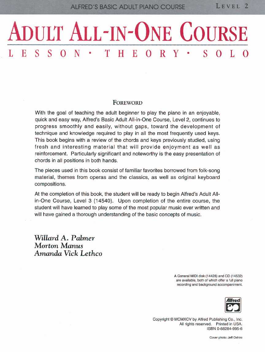 adult all-in-one course lesson-theory-technic level 1 pdf