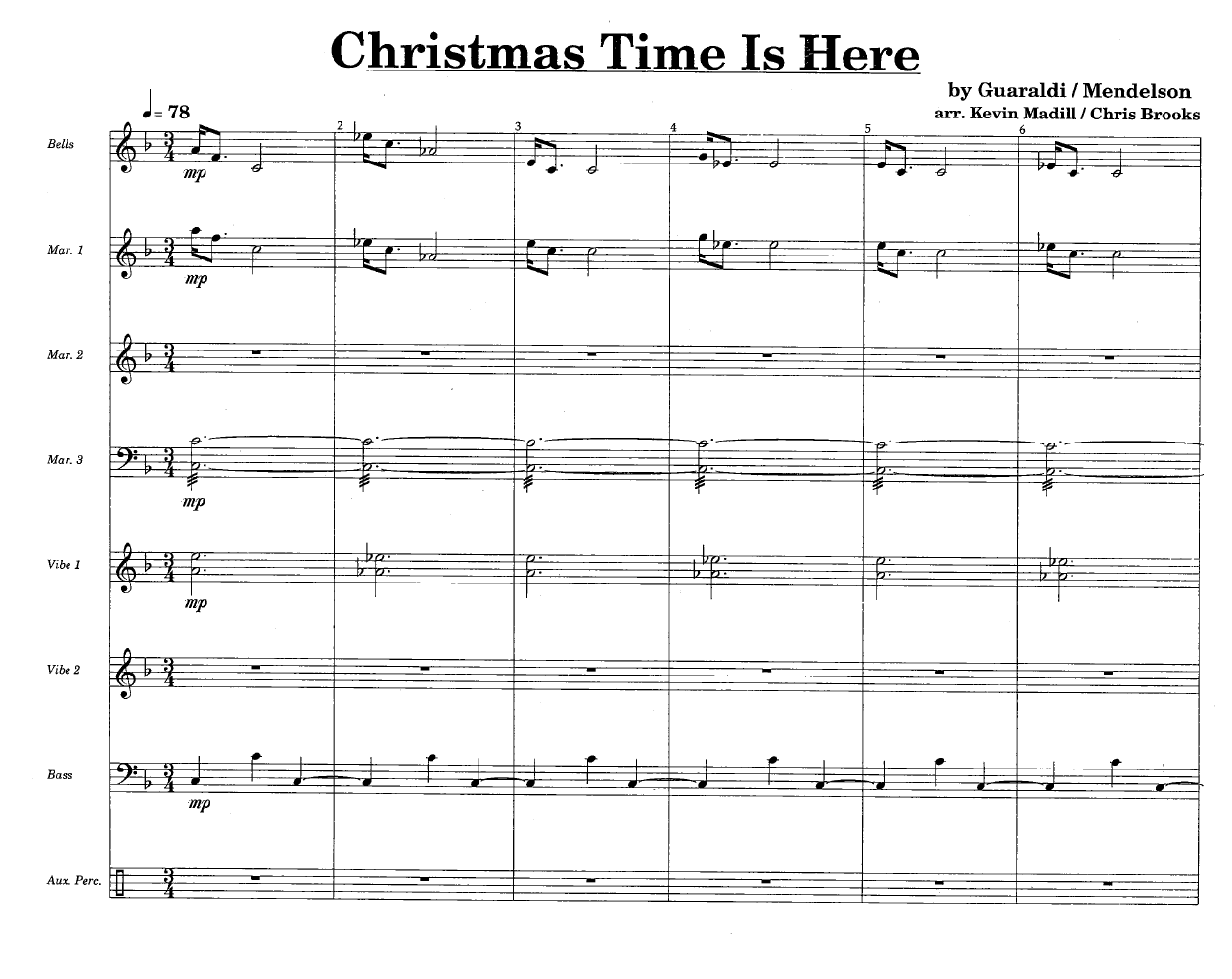 christmas time is here thumbnail christmas time is here thumbnail - Vince Guaraldi Christmas Time Is Here