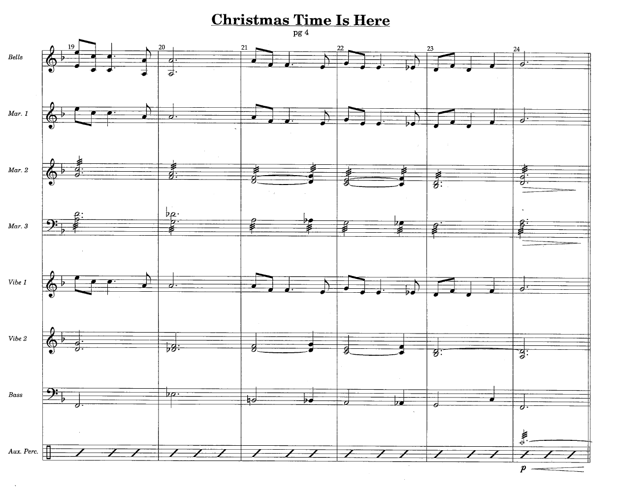 christmas time is here thumbnail - Vince Guaraldi Christmas Time Is Here