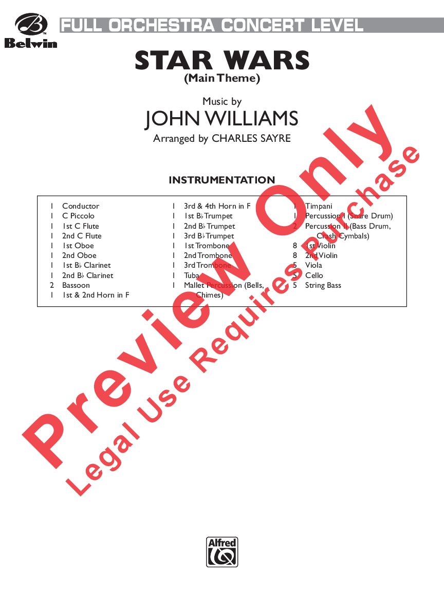 star wars additional score by john willia j w pepper sheet music