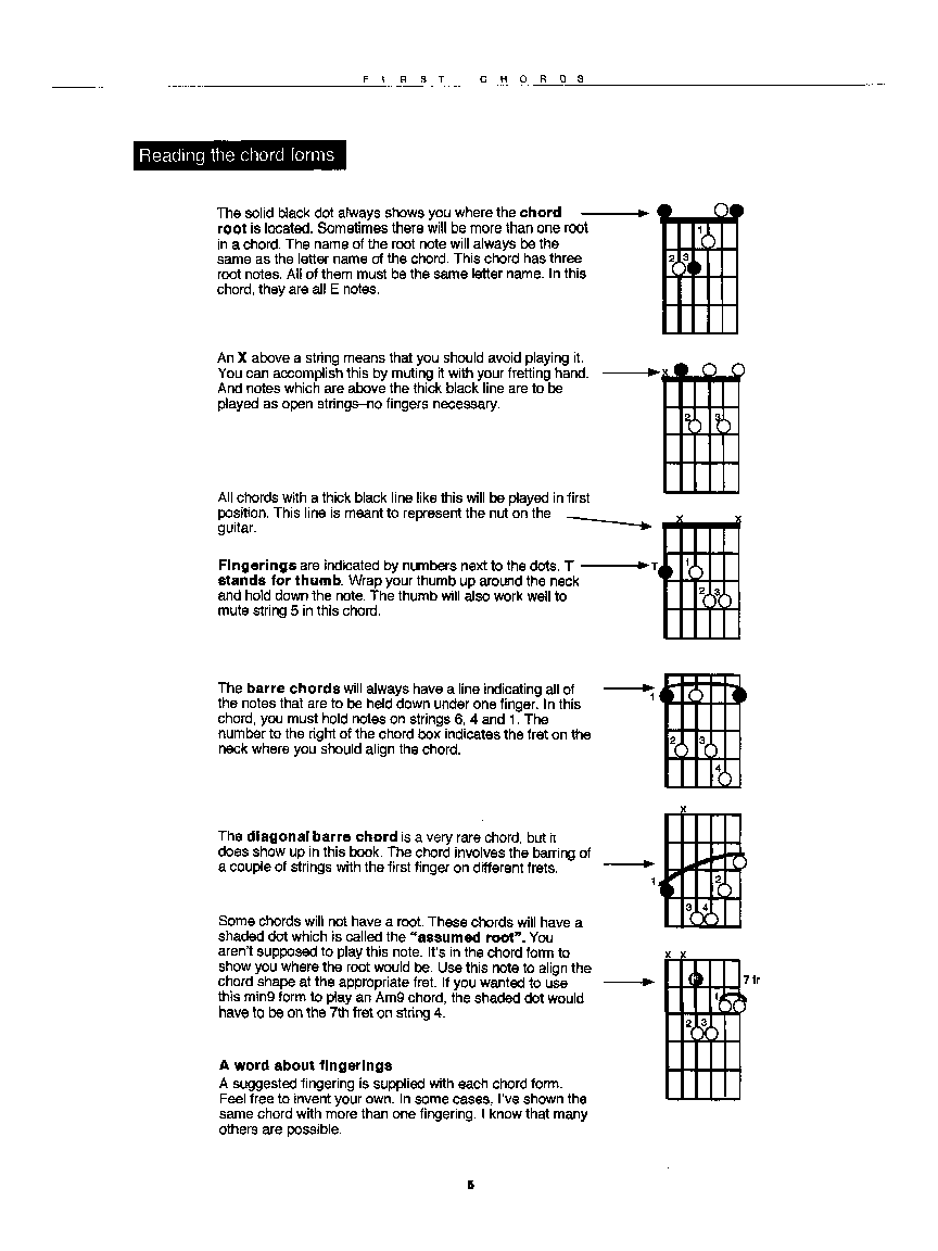 First Chords By Latarski D Ultimate Guitar Cho Jw Pepper